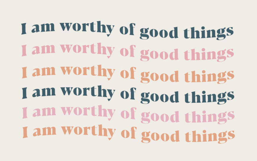 50 Positive Affirmations To Calm An Anxious Mind - Zoella